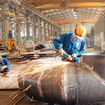 THE DIFFICULTIES OF MECHANICAL PRODUCT PROCESSING INDUSTRY IN VIETNAM